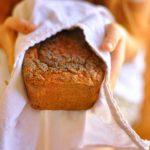 Kešu chléb