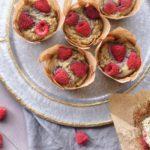 Makovo-citronové muffiny