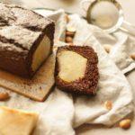 Čokoládový chléb s hruškami