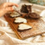 Mexické čokoládové sušenky