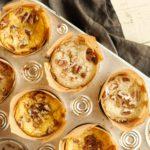 Bezvaječné GAPS muffiny