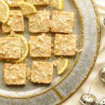 Citronové sušenky (bezvaječné)