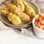 Kebab na špejli